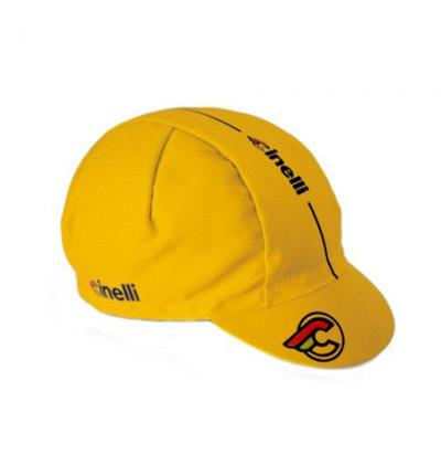 Casquette Cinelli Supercorsa jaune
