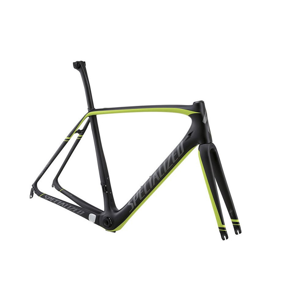 Cadre route specialized tarmac pro frameset 2015 for Housse de velo intersport